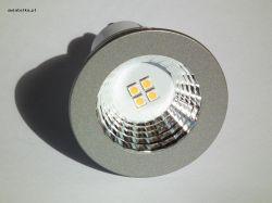 "Oczka ""Niviss"" 4W LED MR16/GU10 3000/4000/5000/5700K 90+ CRI"
