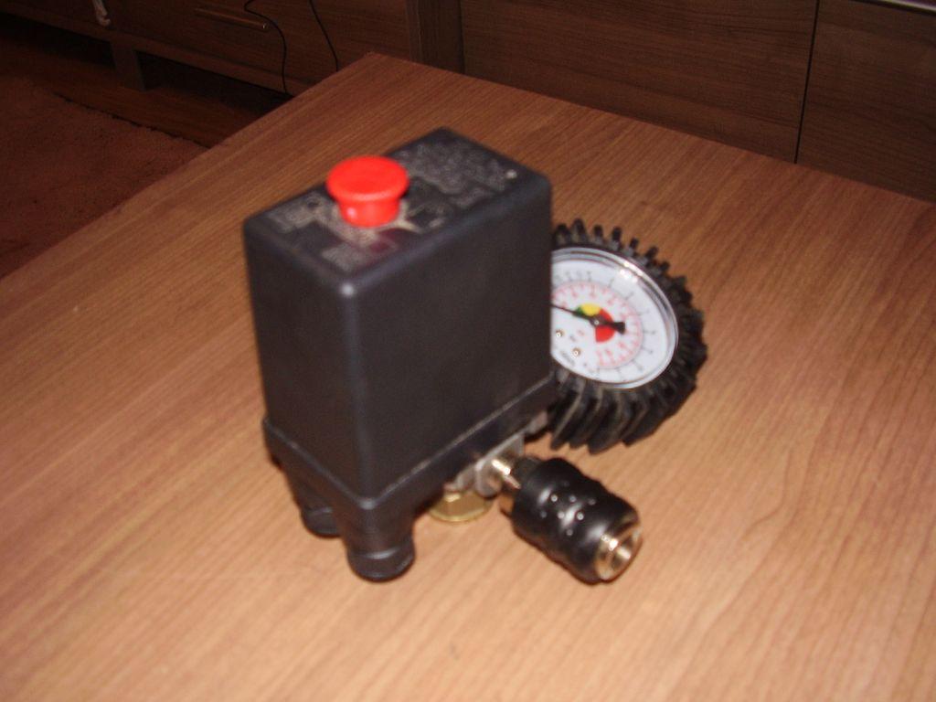 Wy��cznik ci�nieniowy 230 jak zastosowa� do silnika 400V