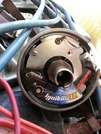 V8 - Wyzwalanie iskry impulsatorem