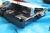 Kodak M530 - wymiana wy�wietlacza w kodak m530