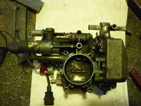 peugeot 205 TU3CP - Rezystor po�o�enia przepustnicy Solex 34 tbia