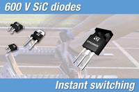 Nowe diody Schottkiego z w�gliku krzemu - 6A, 600V