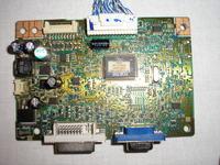 Samsung 205BW swieci sie niebieska dioda power -nie włącza sie