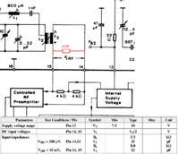 Zmniejszenie szumów w CB INTEK M110-problem z cewkami