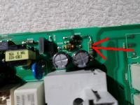 Pralka Whirlpool AWE 7729-Nie włącza się