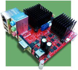 Sage Gizmo, skrzy�owanie jednop�ytkowego komputera x86 z p�ytk� rozwojow�