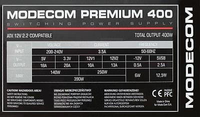 Mode Com model: Premium 400 - Czy termistor oznaczony TTC103 to to samo co 103 ?