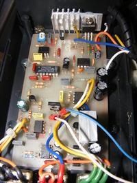 Wykrywacz PI - Grzanie się cewki wykrywacza i tranzystora