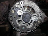 VW - Alternator Bosch 120A 028 903 028E Gdzie wpiąć wyjście W?