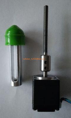 Mechatroniczny ręczny dozownik (dyspenser) do pasty lutowniczej