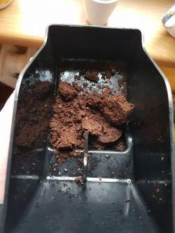 Ekspres DeLonghi ECAM 22.110 - słaba kawa w opcji dużej filiżanki