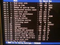 Samsung SP1654N - Odzysk danych z uszkodzonego (?) dysku
