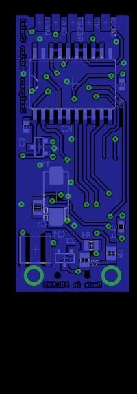USBasp - Udoskonalona wersja programatora z reg. stabilizatorem