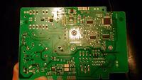 Pralka Bosch Logixx 8 WAS28743PL/07 typ WNM52, uszkodzony moduł silnika