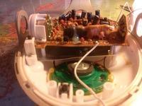 Elta 3150 Radio FM pod prysznic wodoodporne - spadło i nie działa radio FM