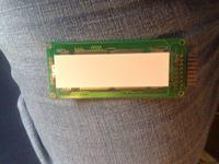 Zamiennik wyświetlacza LCD do Boss GT-3