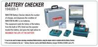 Naprawa baterii Makita BL1830, 18 V Li-ion, reset b��du
