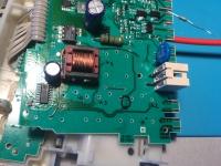 Siemens SF24T250EU - Nie kończyła programu a potem uszkodzony sterownik
