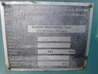 Koparko ładowarka AHLMANN-MASCHINENBAU