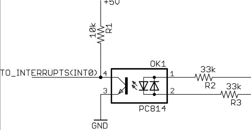 Ściemniacz 230V na Arduino