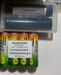 Ładowarka akumulatorów Li-ion i Ni-MH #17 edu elektroda.pl