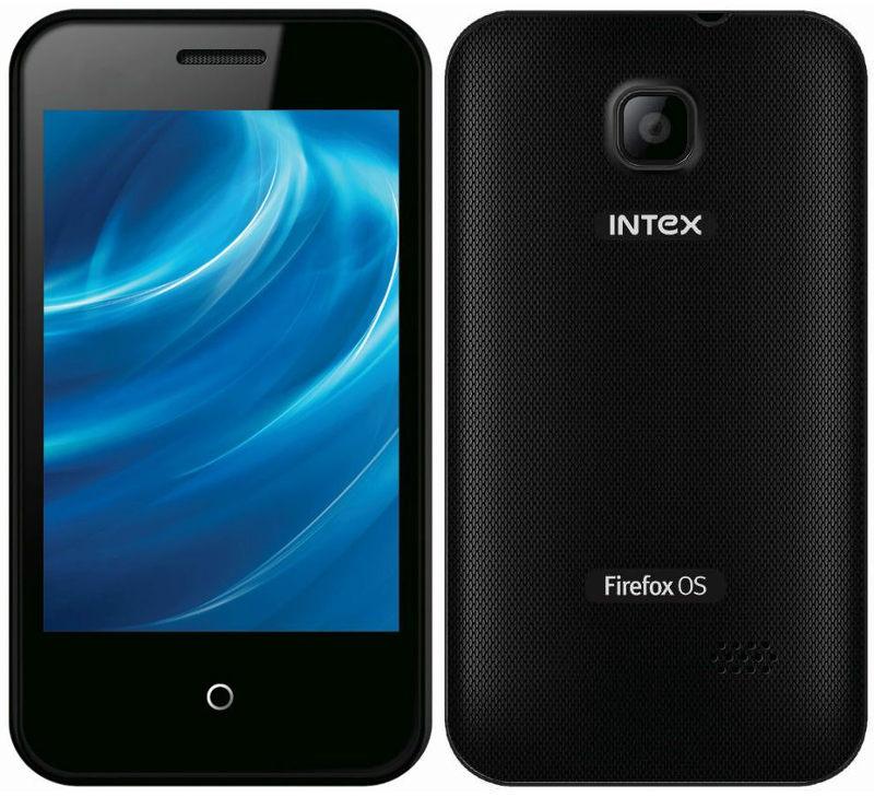 """Intex Cloud FX - smartphone z 3,5"""" ekranem, Dual SIM i Firefox OS za 100z�"""