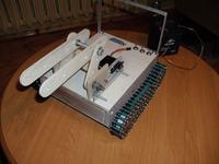 robot g�sienicowy ZOD (nie sko�czony)