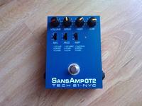 Kostka gitarowa SANSAMP klon na SMD