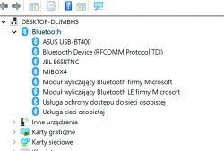 Słuchawki bluetooth zacinają się po aktualizacji systemu.