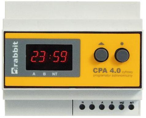 [Sprzedam] Cyfrowy programator astronomiczny CPA 4.0 firmy Rabbit.