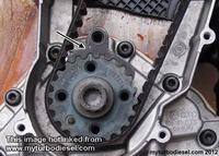 Audi A4 B6 1,9 tdi 101 KM wymiana rozrządu