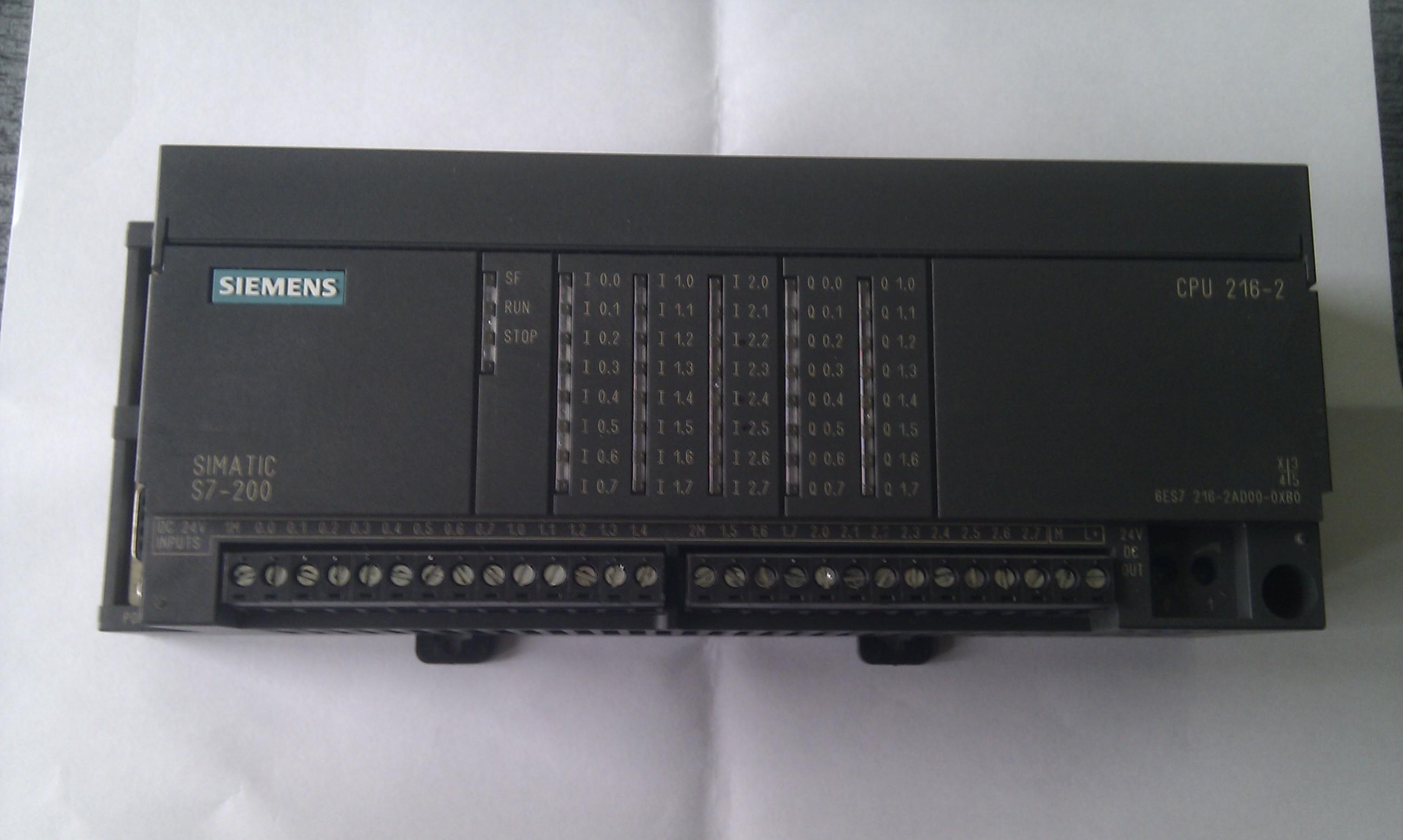 [Sprzedam] PLC SIMATIC S7-200 CPU, 24DI, 16DO