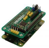 Karty IO do Raspberry PI GPIO/DAC/ADC/Servo