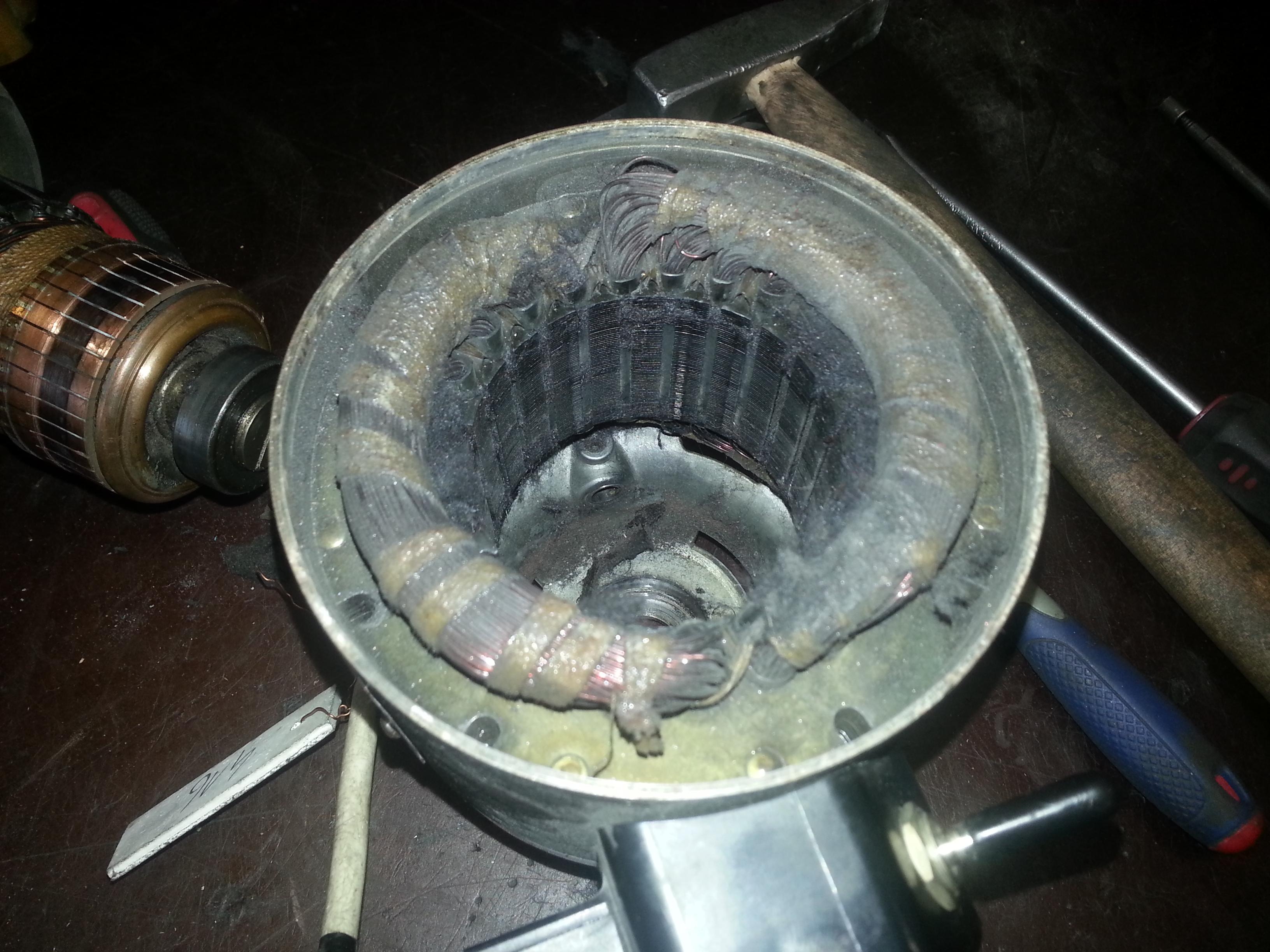 Krajalnica - Co to za rodzaj silnika elektrycznego ?