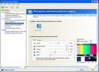 GeForce 9600GT - jak ustawic kolory dla monitora Flatron L1919S