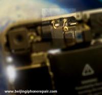 Iphone 4 - Bardzo słaby sygnał wifi oraz brak kilku śrubek w środku
