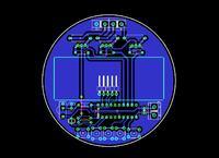 [Eagle] lampka RGB z odbiornikiem IR