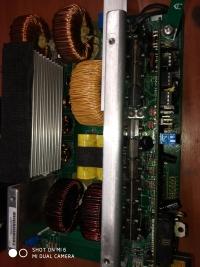 Inwerter sieciowy, palą się tranzystory