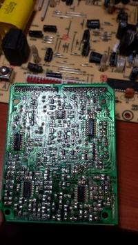 Candy PVI 640 C - nie wykrywa garnkow