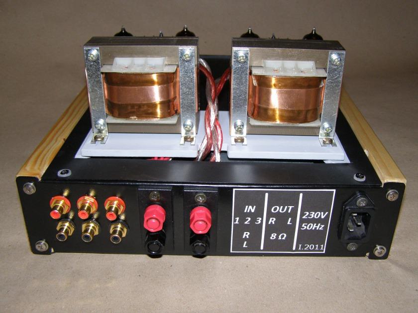 Class A Power Amplifier Based Opamp Tl071c Amplifier Circuit Design