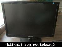 Monitor Samsung 2233BW - Czarne plamy na wyświetlaczu