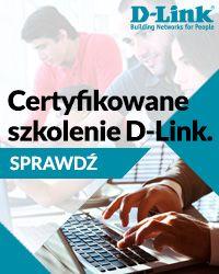 [8.03] Certyfikowane szkolenie D-Link z konfiguracji przełączników zarządzalnych