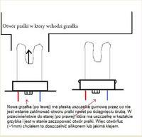 Pralka BRANDT 0911 KXD/D (ładowana od góry) - awaria grzałki ?