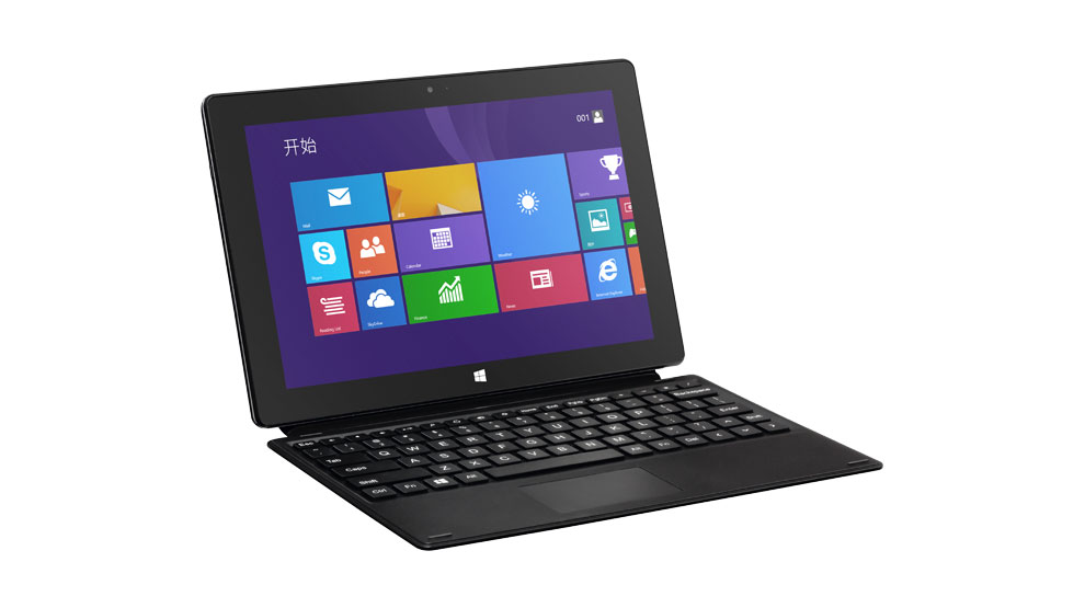 "Pipo W1 - 10,1"" tablet z Atom i Windows 8.1 i nowa alternatywa dla Surface"
