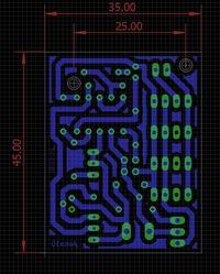 Modyfikacja układu regulacji napięcia z termistorem