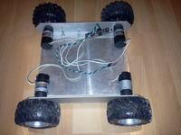 Robot Sterowany przez WiFi