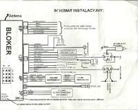 Czujnik mikrofalowy(ADM 10)--Pod�aczenie