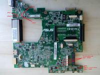 ASUS EeePC 1201N - Nie włącza się, dioda zasilacza mruga