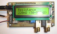 (IREK) Rejestrator prądu spoczynkowego, temperatury, napięcia DC końcówek mocy