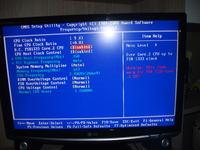 c2d e8400 - Pracuje na 2.4 Ghz